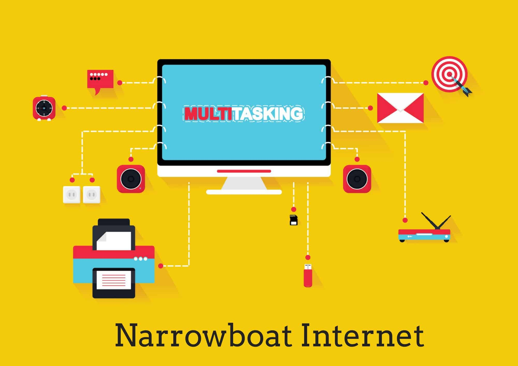 today we discuss the best way to get internet on your narrowboat.