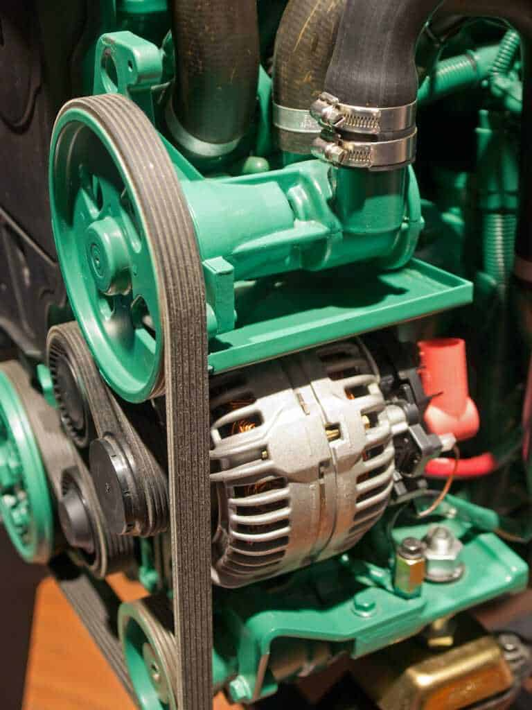 what is the best engine for a narrowboat?