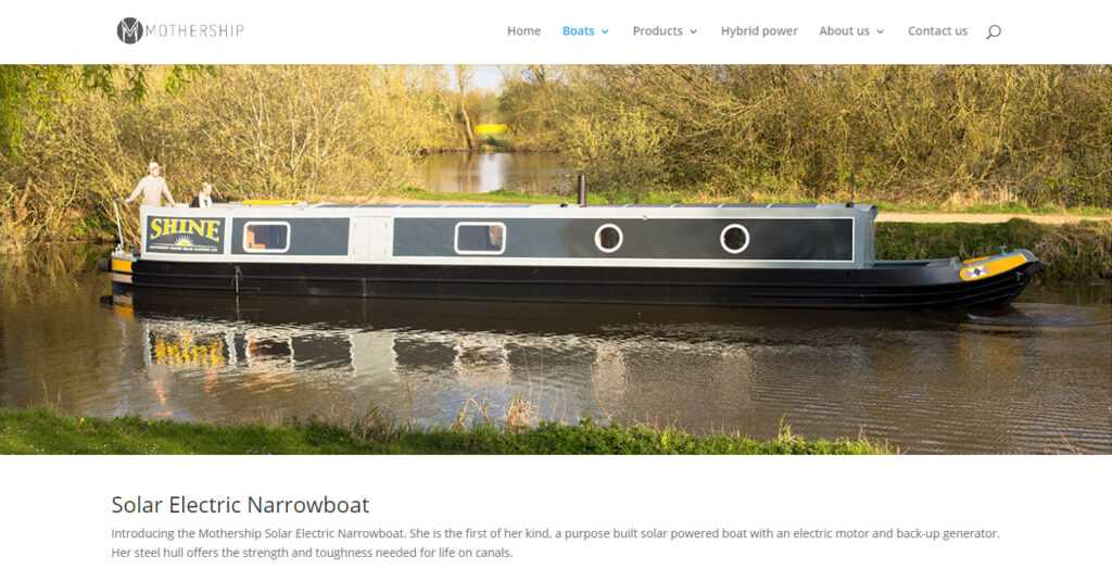 Are electric narrowboats a reality yet?