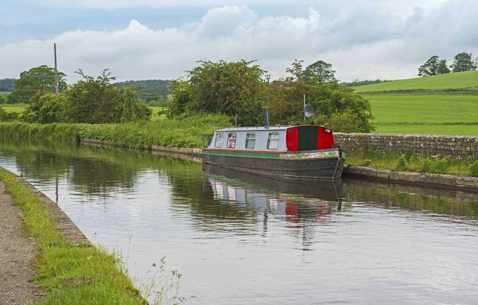 all about narrowboat and canal boat windows!