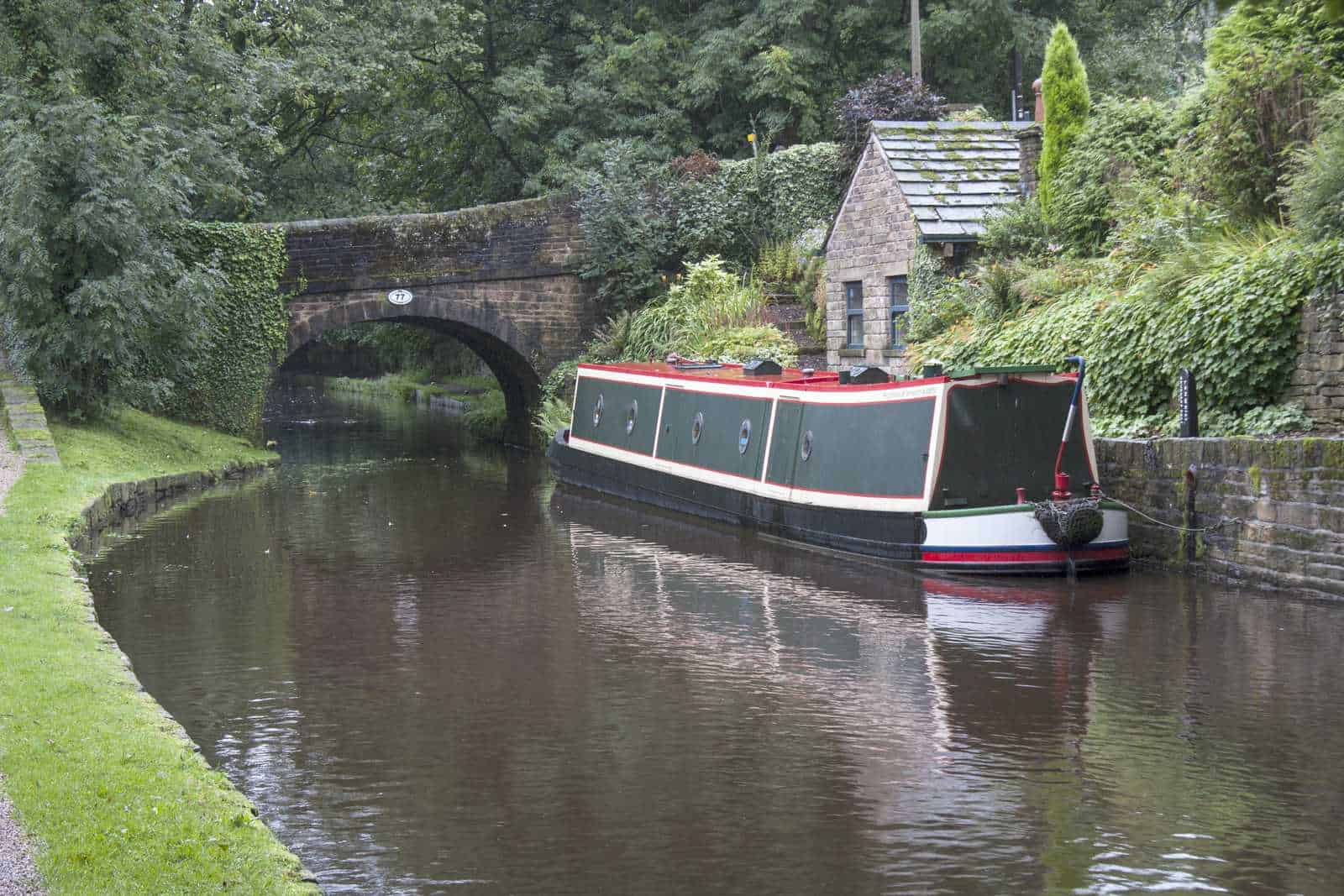 best gangplanks for narrowboats.