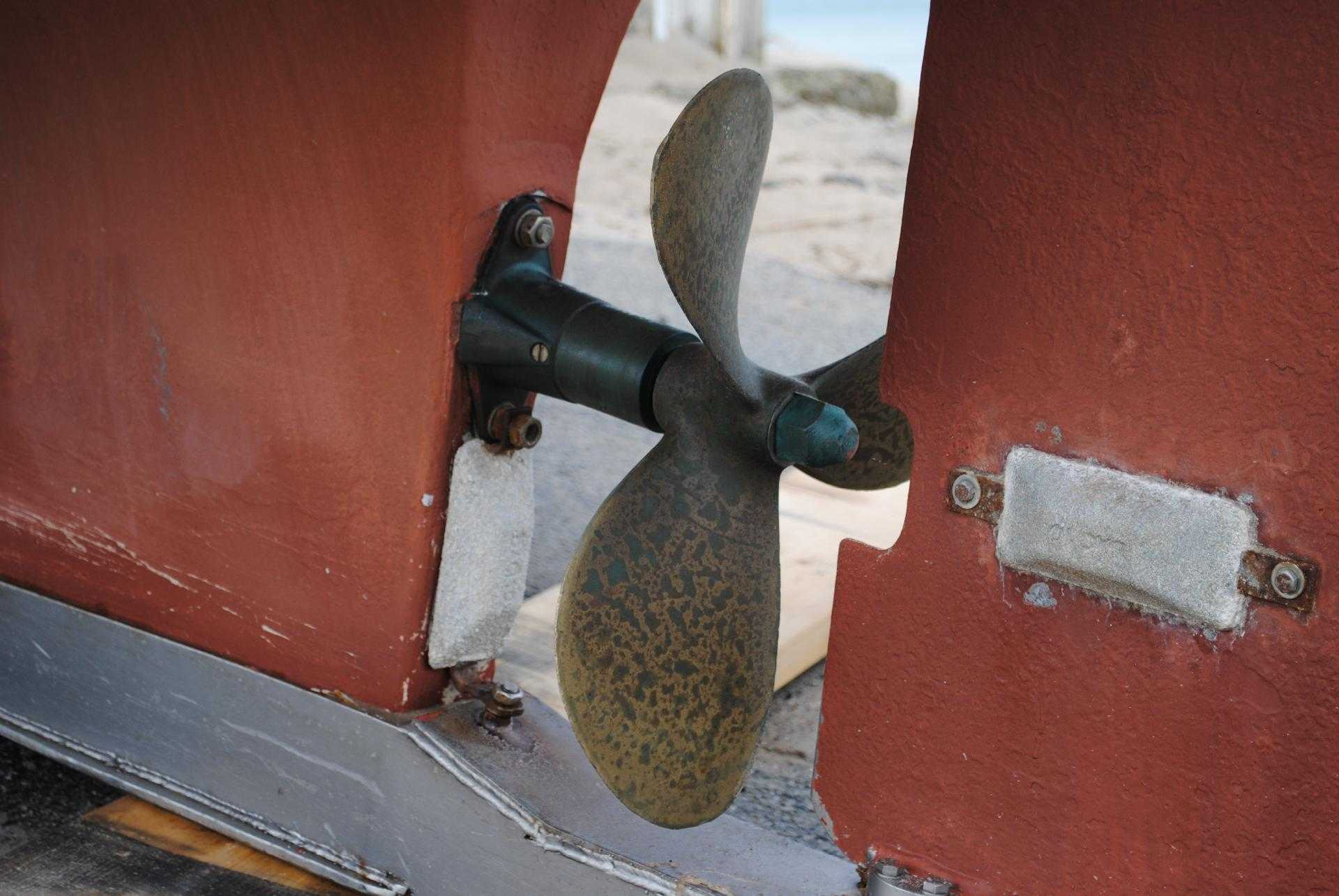 What Are Anodes on A Canal Boat?